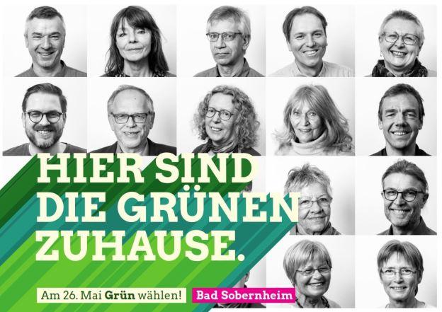 Unsere Kandidatinnen und Kandidaten für den Stadtrat in Bad Sobernheim
