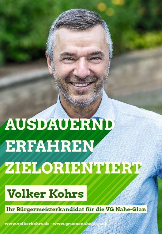 Volker Kohrs im Portrait