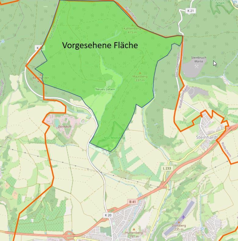 Erfolg: Kur- und Heilwald mit unseren geforderten Qualitätskriterien wird nun von einem österreichischen Planungsbüro geprüft